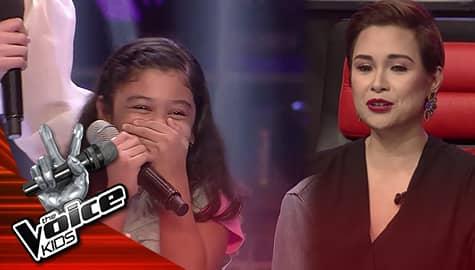 The Voice Kids Philippines 2019: Coach Lea, pinili na tumuloy sa kompetisyon si Vera Image Thumbnail