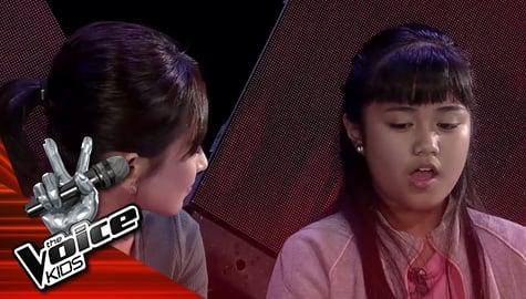 The Voice Kids Philippines 2019: Adah Leosala Team Sarah Mentoring Session Image Thumbnail