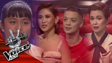 The Voice Kids Philippines 2019: Adah, napabilib sa kanyang performance ang Voice Coaches  Image Thumbnail