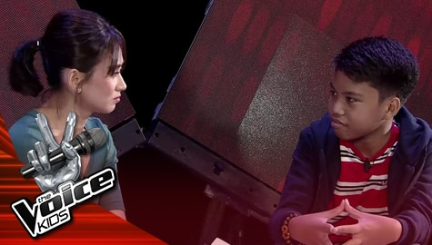 The Voice Kids Philippines 2019: Steph Lacuata Team Sarah Mentoring Session Image Thumbnail