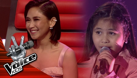 """The Sing Off: Yshara Cepeda amazes Voice Coaches with her """"Sundo"""" performance 