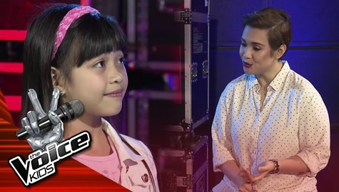The Voice Kids Philippines 2019: Alexa Salcedo - FamiLea Mentoring Session Image Thumbnail