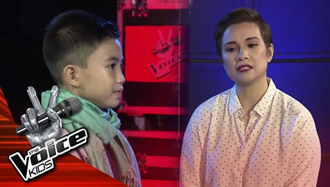The Voice Kids Philippines 2019: Cyd Pangca - FamiLea Mentoring Session Image Thumbnail
