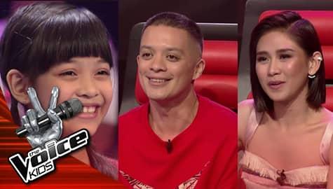The Voice Kids Philippines 2019: Voice Coaches, humanga sa performance ni Alexa Image Thumbnail