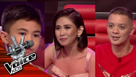 The Voice Kids Philippines 2019: Voice Coaches, pinuri ang performance ni Cyd  Image Thumbnail