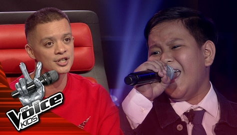 The Sing Off: Cedrick Ebe amazes all with his power ballad performance | The Voice Kids Philippines 2019  Image Thumbnail