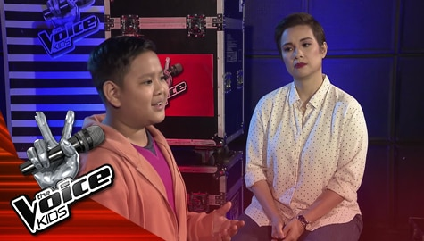 The Voice Kids Philippines 2019: Cedrick Ebe FamiLea Mentoring Session Image Thumbnail