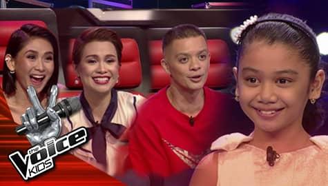 The Voice Kids Philippines 2019: Voice Coaches, humanga sa performance ni Vera  Image Thumbnail