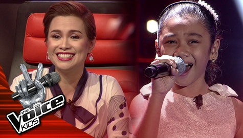 """The Sing Off: Vera Jagape surprises everyone with her """"Defying Gravity"""" performance 