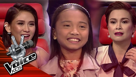 The Voice Kids Philippines 2019: Voice Coaches, pinuri ang performance ni Lovelyn Image Thumbnail