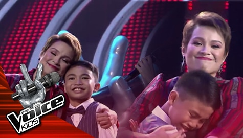 Coach Lea, pinili si Cyd para lumaban sa grand finals | The Voice Kids Philippines 2019  Thumbnail