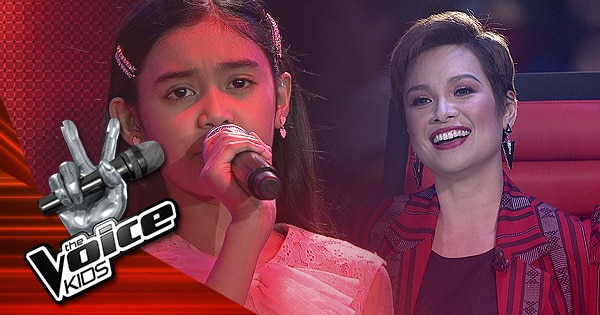 """The Semi-finals: Gaea Salipot sings her heart out with R Kelly's """"I Believe I Can Fly"""" 