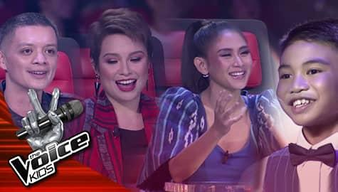 The Voice Kids Philippines 2019: Voice Coaches, bumilib sa performance ni Cyd  Image Thumbnail