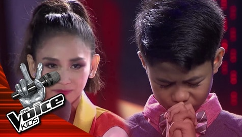 The Semi-finals: Coach Sarah, pinili si Vanjoss para lumaban sa grand finals | The Voice Kids Philippines 2019 Image Thumbnail