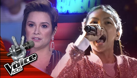 """The Semi-finals: Carmelle Collado owns the stage with her """"Respect"""" performance 
