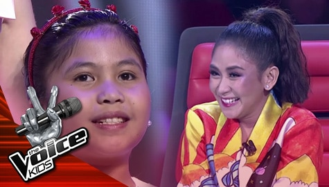 The Voice Kids Philippines 2019: Coach Sarah, naluha sa performance ni Yshara Image Thumbnail
