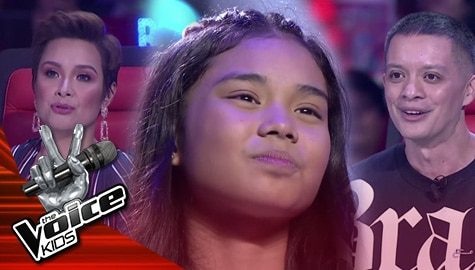 The Voice Kids Philippines 2019: Voice Coaches, humanga sa performance ni Angel Image Thumbnail
