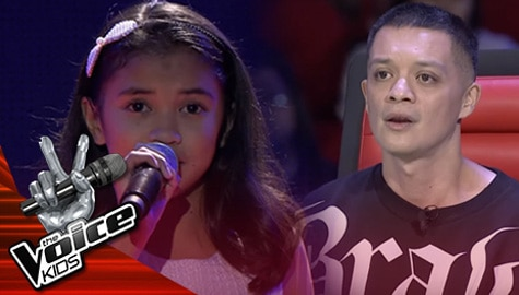"""The Semi-finals: Pica Mabitag charms everyone with her """"Nag-iisang Bituin"""" performance 