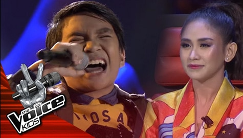 """The Semi-finals: Radhni Tiplan amazes everyone with his """"Love Hurts"""" performance 
