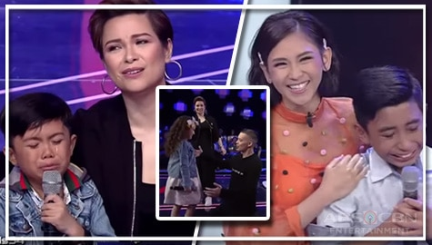 8 heartwarming moments of judges and kids in The Voice Kids Season 4 Image Thumbnail