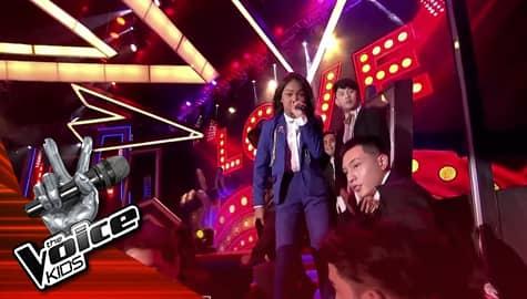 "The Finals: Carmelle Collado sings Beyoncé's ""Love On Top"" - The Voice Kids Philippines 2019  Image Thumbnail"