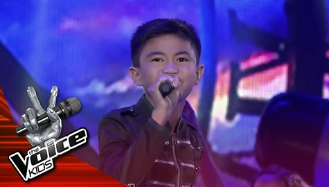 "The Finals: Cyd Pangca sings The Greatest Showman's ""Come Alive"" - The Voice Kids Philippines 2019 Image Thumbnail"