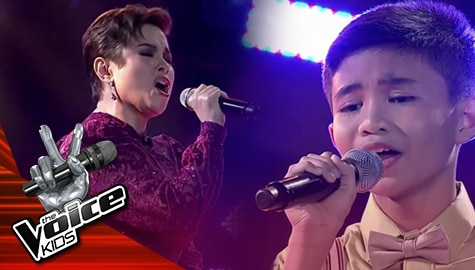 "The Finals: Coach Lea and Cyd perform ""True Colors"" - The Voice Kids Philippines 2019  Image Thumbnail"