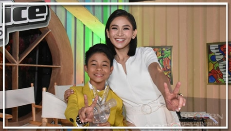 "EXCLUSIVE: Vanjoss on his The Voice Kids 4 winning performance: ""Yung pagkanta ko po dapat nasa puso po"" Thumbnail"