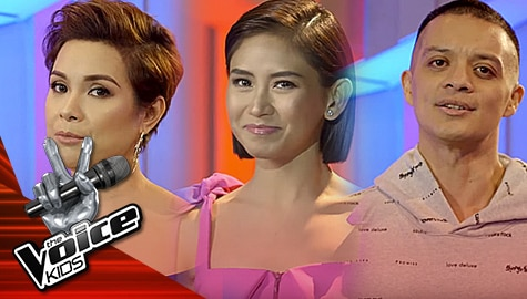 The Voice Kids ngayong August 3 and 4 na! Image Thumbnail