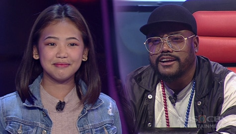 "Blind Auditions: Yang-Yang Aloya stuns Coach APL with her ""Bulag, Pipi at Bingi"" performance 