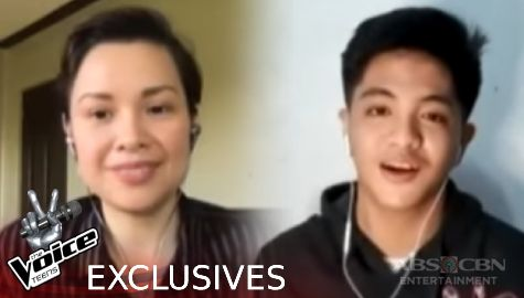 Coach Lea, kinilig sa message ni Ken sa kanyang girlfriend | The Voice Teens Philippines 2020 Image Thumbnail