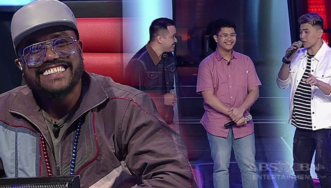 WATCH: Coach APL, hiningi ang tulong nina Daryl at Thor para makuha si Matt | The Voice Teens 2020 Image Thumbnail