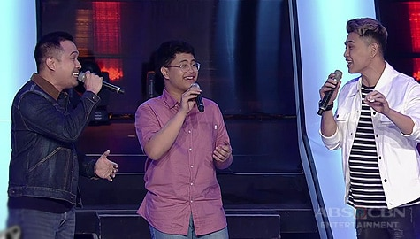 WATCH: Team APL's Daryl and Thor jam with Matt | The Voice Teens 2020 Image Thumbnail