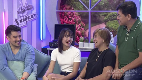 AJ, ikinuwento ang suporta ng kanyang pamilya | The Voice Teens 2020 Image Thumbnail