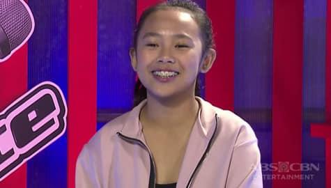 Meet Tenten Pesigan from Batangas | The Voice Teens 2020 Image Thumbnail