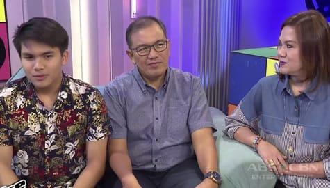 JP, ikinuwento ang suporta ng kanyang pamilya | The Voice Teens 2020 Image Thumbnail