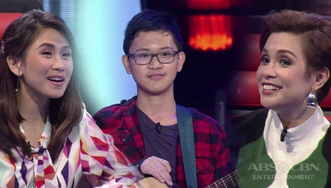 Voice Coaches, namangha sa performance ni Gab | The Voice Teens 2020 Image Thumbnail