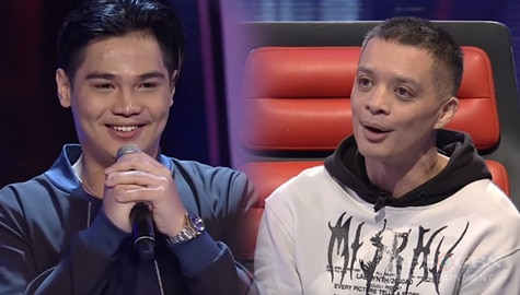 "Blind Auditions: Jelo Acosta excites Coaches with his ""Nadarang"" performance 