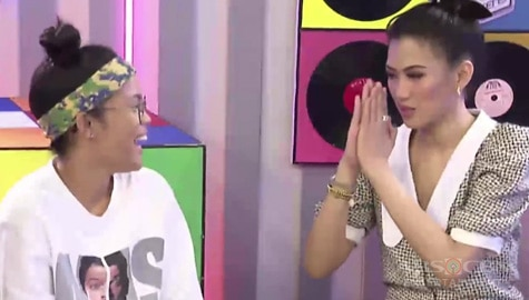 WATCH: Alex, nakiusap kay Ceray na kantahin ang 'Chambe' | The Voice Teens 2020 Image Thumbnail