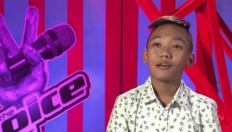 Meet Rock Opong from Iloilo | The Voice Teens 2020 Image Thumbnail