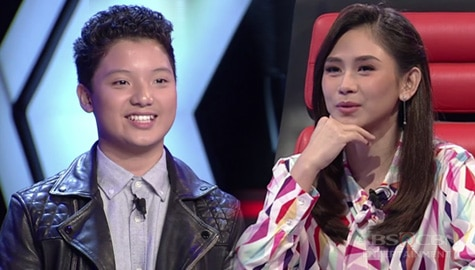 WATCH: Coach Sarah, naalala si Darren kay Tyson | The Voice Teens 2020 Image Thumbnail