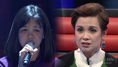 """Blind Auditions: Ceejay Castillo slays Adele's """"Don't You Remember"""" 