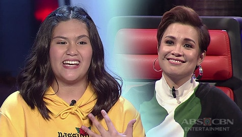 WATCH: Alliah, pinili na mapasama sa FamiLea | The Voice Teens 2020