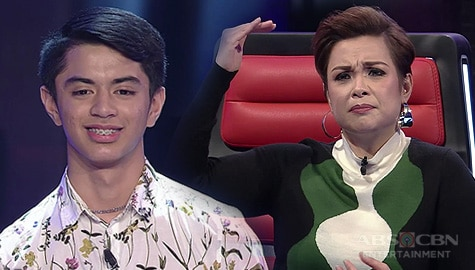WATCH: Voice Coaches, nagulat sa tangkad ni Johnray | The Voice Teens 2020