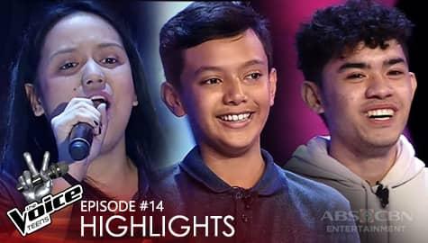 RECAP: Episode 13 Team Standing | The Voice Teens 2020 Image Thumbnail