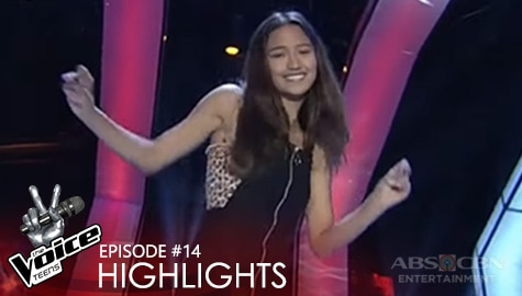 "WATCH: Bella dances to Inigo Pascual's ""Dahil Sa'Yo"" 