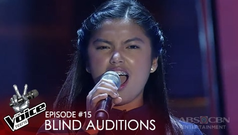 """Blind Auditions: Danie Soliman performs """"Tatsulok"""" performance 