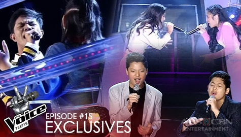 WATCH: Sneak Peek at The Battle Rounds | The Voice Teens 2020