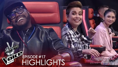 Voice Coaches, hiniritan si Coach APL sa laban nina Ella at Calvin | The Voice Teens 2020