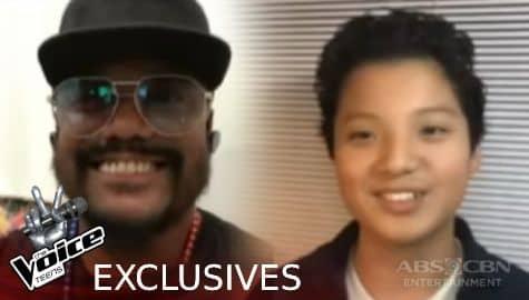 Coach APL, natuwa sa pinagkakaabalahan ni Tyson | The Voice Teens Philippines 2020 Thumbnail